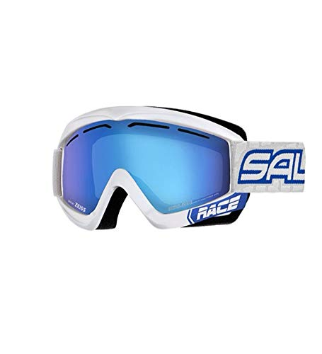 Salice Skibrille 969Darwfv Unisex-Adulto M Bianco