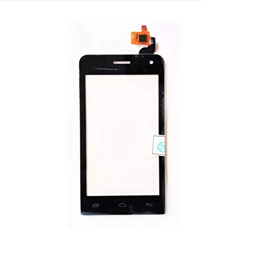 MrSpares Touch Screen digitizer Panel Replacement Part for Micromax Bolt Q324 : Black