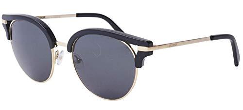 Balmain zonnebril BL2116-1-52 ronde zonnebril 52, zwart