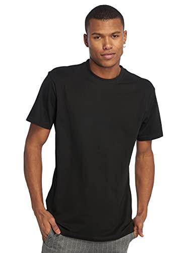 Urban Classics Herren Basic Tee T-Shirt, Black (Black 00007), M