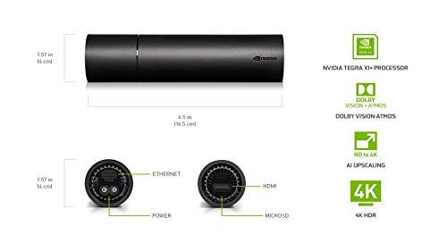 NVIDIA - Reproductor de streaming multimedia, 2 GB, Bluetooth, Wi-Fi miniatura