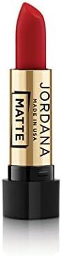 Jordana Matte Lipstick Color: 20Eggplant