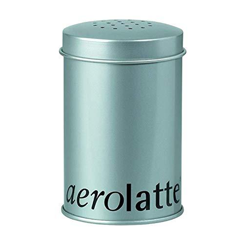 aerolatte Dekorierstreuer für Cappuccino, 5,4 x 5,4 x 10,8 cm, Silber