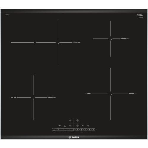 Bosch PIF675FC1E Serie 6 Kochfelder, Elektro/Einbau / 60,6 cm/Glaskeramik