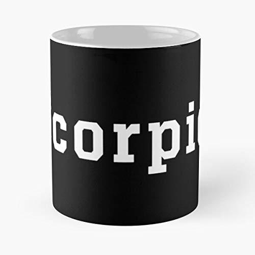 Nueva Smart TV Scorpion único lindo dulce serie mejor 11oz taza de café de cerámica personalizar