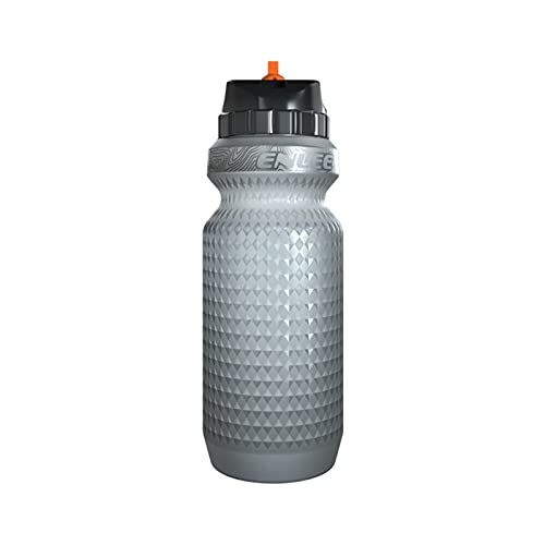 Qagazine Botella de agua sin BPA para ciclismo, a prueba de fugas, ligera, duradera, portátil, portátil, para Ourdoor Sport 650 ml