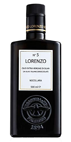 Manfredi Barbera Lorenzo No. 5 Nocellara/ natives Olivenöl extra 500 ml