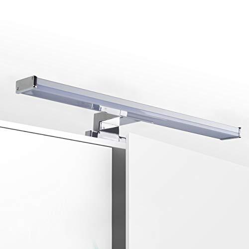 Spiegelleuchte LED Bad Bali S 12W | Spiegellampe Badezimmer 60cm | Spiegelschrankleuchte warmweiß 3000K 960lm