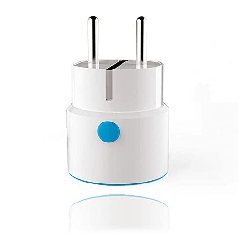 Smart Plugs Z-Wave Fernbedienungsbuchse, Kein Hub Erforderlich, Smart-Steckdose mit Fernbedienung 110-230V(EU)
