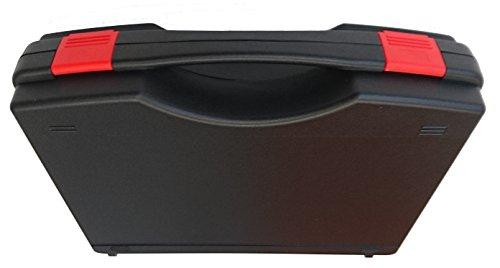 Petzoldt Werkzeugkoffer, Hartschalenkoffer, Plastik-leer-Koffer, Werbekoffer