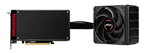 MSI V803–001R AMD Radeon R9Fury X 4GB Grafikkarte