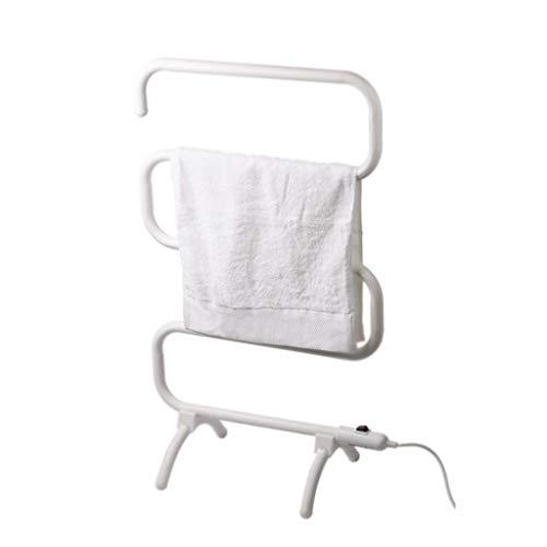HLJ Toalla bastidores eléctrico toallero Home Hotel salón...