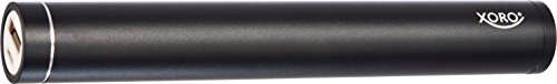 Xoro MPB 520 Powerbank externer Akku-Ladegerät für Apple iPad/Smartphone (5200mAh, USB) schwarz