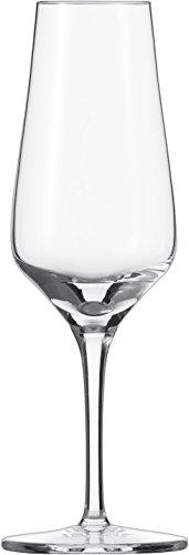 Schott Zwiesel FINE 6-teiliges Sherryglas Set, Kristall, farblos, 6.8 cm, 6-Einheiten