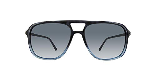 BOSS ORANGE Hugo Sonnenbrille Boss1042/S-Jbw-56 Herren Gafas de sol, Azul (Blau), 56.0 para Hombre