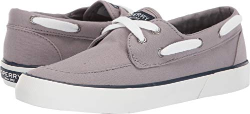 Sperry Women's, Pier Boat Shoe Gray 8.5 M
