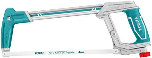 Sierra con sistema de cambio rápido hoja 300 mm Total by