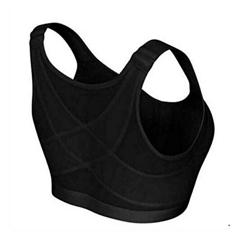Akalnny Reggiseno Sportivo Comfort Donna with Imbottito Removibile per Fitness Yoga Running