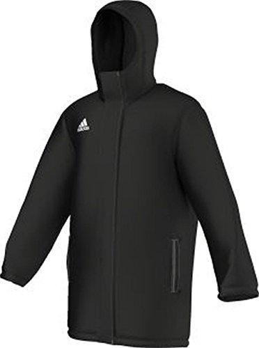 adidas Herren Jacke/Anoraks Coref std jacket Stadionjacke, Black/White, XXL