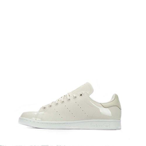 adidas 'Originals' Stan Smith - Zapatillas deportivas para mujer, color blanco y plateado, color, talla 39 1/3 EU
