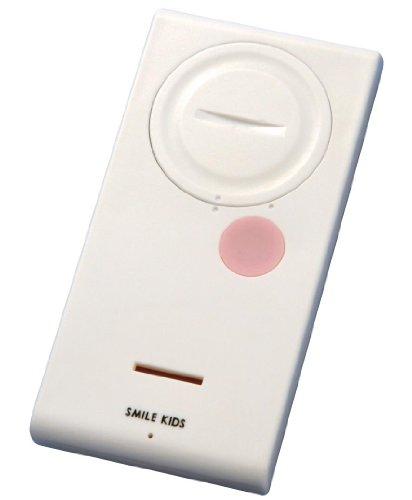 旭電機化成『風呂場用 薄型振動アラーム ABA-203』