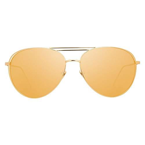 Kaper Go Moda for Mujer Gafas Personalidad Caja Grande Gafas De Sol Sombrilla