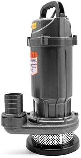 ZDYLM-Y Bomba de Agua Sumergible eléctrica, Bomba de Agua Limpia del diseño ergonómico del Acero Inoxidable del hogar 220v, usada para la irrigación agrícola