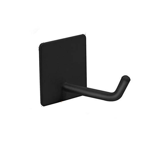 ZYYXB Ganchos autoadhesivos para pared de acero inoxidable para colgar abrigos de pared de alta resistencia, ganchos de acero inoxidable pequeños sin percha de perforación para baño