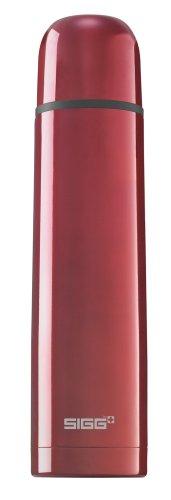 Sigg Botella isotérmica Bottle Basic Line, 0,75 l, Rojo