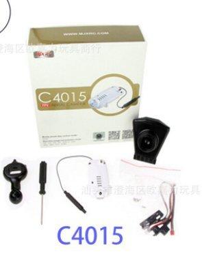MJX C4005 FPV Aerial Kamera Montagesatz für X800 X600 X500 X400 X101 T64 T57 T55 T10