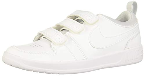 Nike Pico 5 (PSV), Chaussures de Tennis, Blanc (White/White/Pure Platinum 100), 35 EU