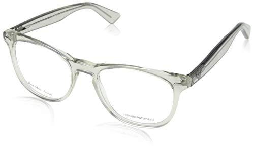 Emporio Armani 0EA2035 30106G 56 zonnebril, grijs (Grey Silver)