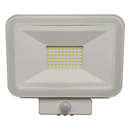 Pack 2x Foco Proyector LED 50w con Sensor de Presencia....