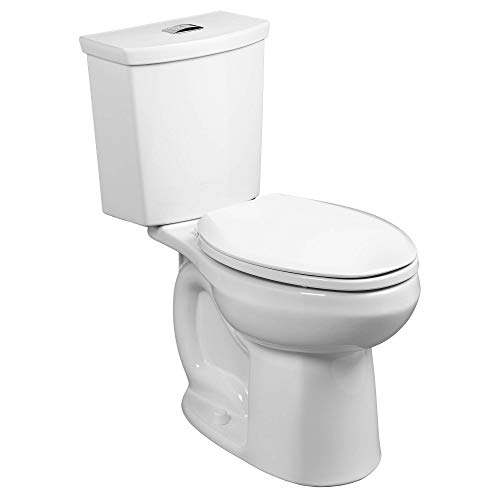 American Standard 2887218.020 2887.218.020 Toilet, Normal Height, White