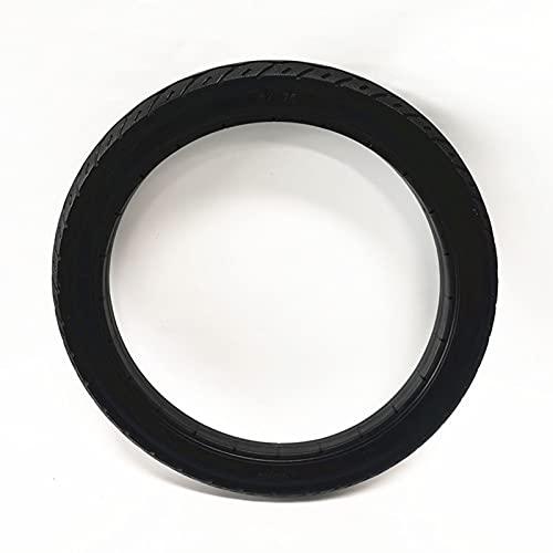 HAPPY-HAT Neumáticos para Scooter Eléctrico Antideslizante Y Resistente Al Desgaste Neumáticos De Caucho Macizo Los Neumáticos No Neumáticos De 16 Pulgadas Son Adecuados para Scooters Eléctricos