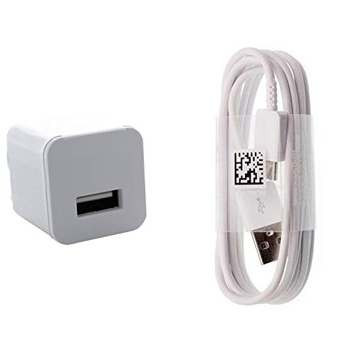 Charging 1.2A Wall Kit Upgrade Works with Xiaomi Mi 4c as a Replacement Compact Wall Charger with Detachable High Power USB Type-C 2.0 Data Sync Cable! (White / 110-240v)