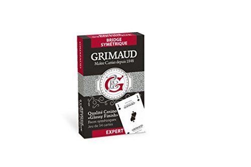 classement un comparer Jeu de cartes pont symétrique expert de Grimaud