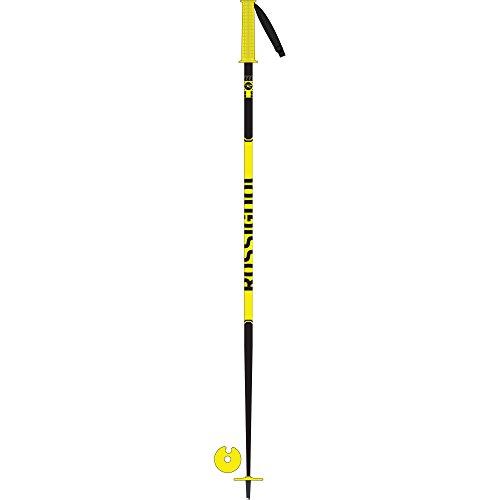 Rossignol - Bâtons De Ski Fat Jr - Mixte - Taille 110 - Jaune