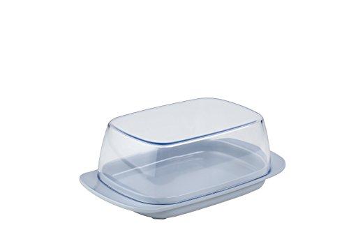 Rosti Mepal 106093543400 Beurrier-Gris, Plastique, 17 x 9,8 x 6 cm