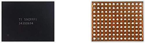 TechZone Pantalla U2402 Controlador Negro Mesón táctil IC 343S0694 de la viruta para Apple iPhone 6 y iPhone 6 Plus Modelos A1549 A1586 A1589 A1522 A1524 A1593