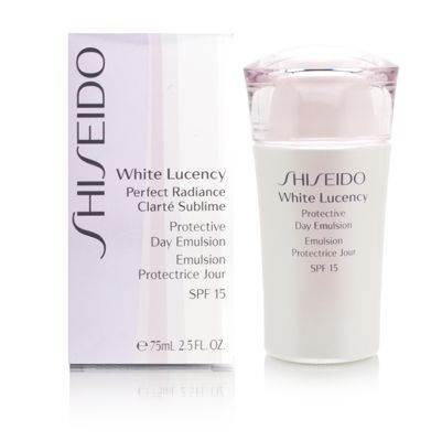 Shiseido - White Lucent prot. Emulsion SPF15 75 ml day
