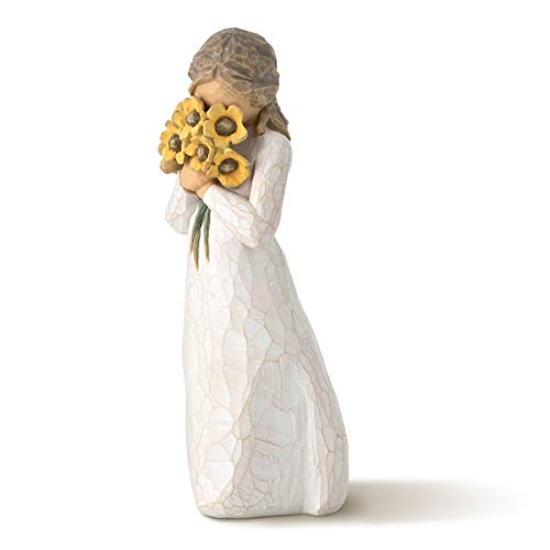 Willow Tree 27250 Figur Warm Embrace, 7,9 x 7,4 x 17 cm