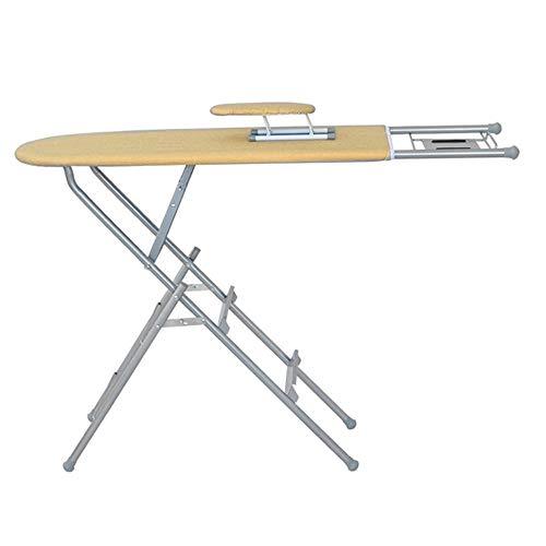ZPWSNH opstapkruk multifunctionele strijkplank ladder naar huis inklapbaar opstapkruk niet staal dual use ladder 26x90x71cm opstapkruk