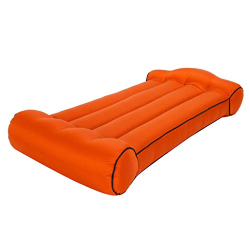 Review Of Inflatable Ride-ons Inflatable Bed Water Inflatable Sofa Outdoor Inflatable Lounge Chair L...