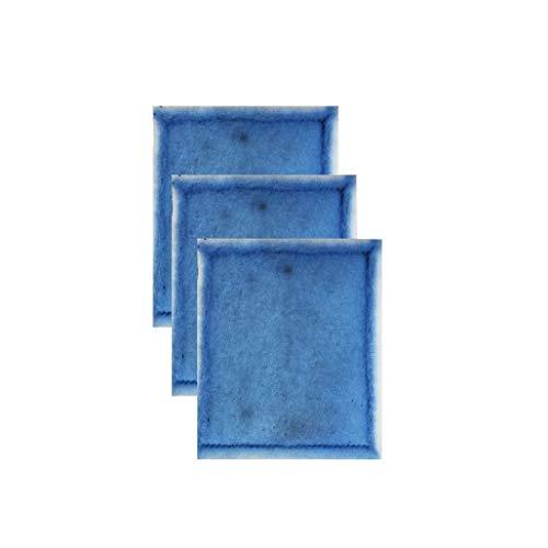 CUHAWUDBA 3 Stücke Ersatz Filter Für Aquarien Filter, Ersatz Filter Für Aqua Tech Ez-Change