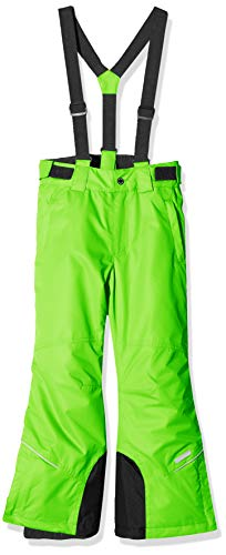 Icepeak Unisex Kinder Carter Junior Wattierte Hose M Aloe