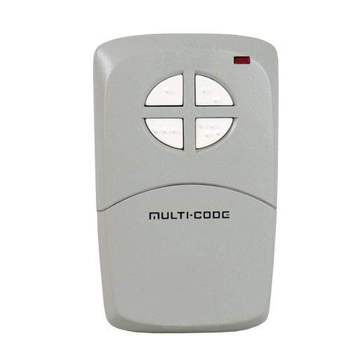 Read About Multi-Code 4140 4-Button Visor Gate Garage Remote MultiCode 414001 MCS414001
