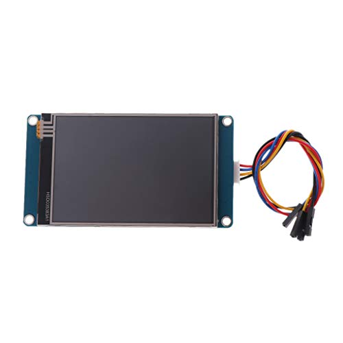 FATTERYU 3.5' HMI TFT LCD Touch Display Screen Module 480x320 for Raspberry Pi 3 Arduino