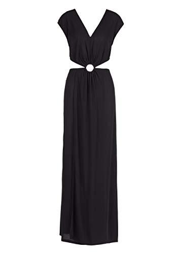Calzedonia Damen Langes Kleid mit Cut-Outs