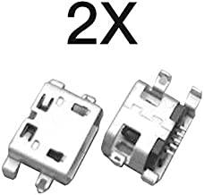 2X Micro USB Charger Charging Port for Acer Iconia One 10 B3-A30 A6003